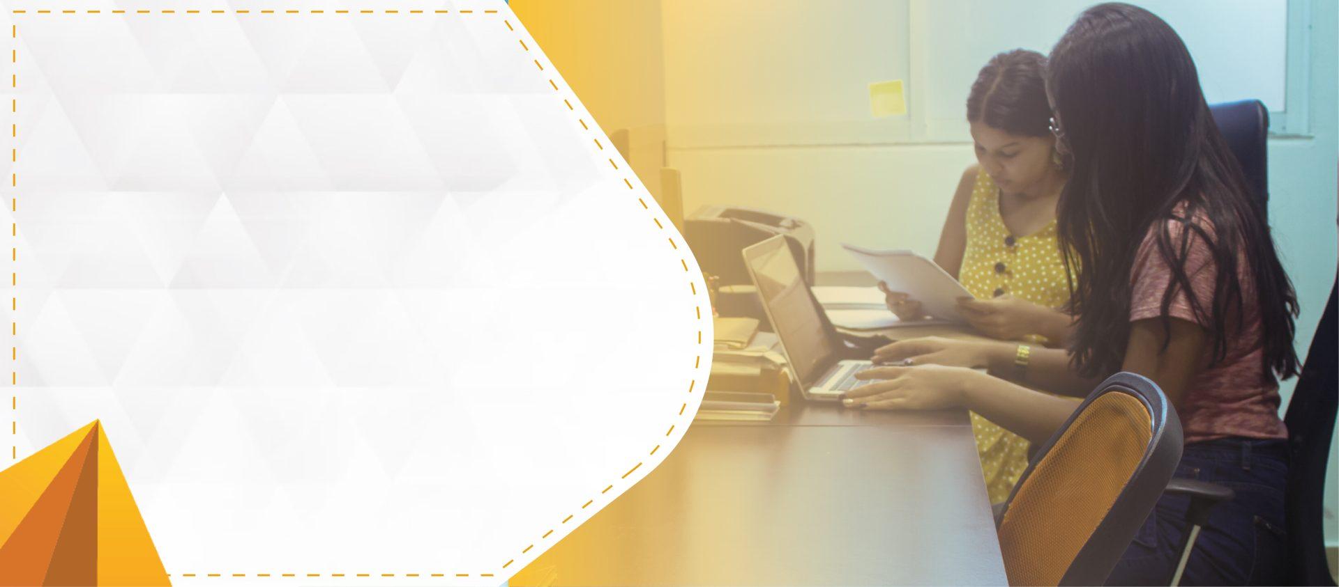 Colaboración de equipos en coworking virtualis