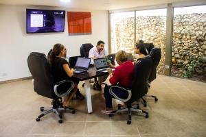 Sala de juntas Virtualis